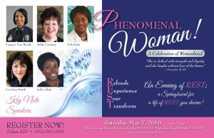Phenomenal Woman 2016